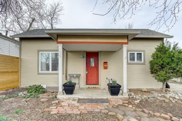 105 E Emma Street, Lafayette, CO 80026 (#8156440) :: Compass Colorado Realty