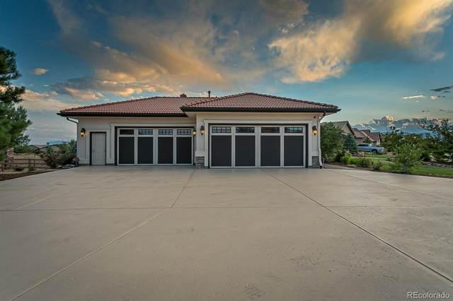2393 Red Edge Heights, Colorado Springs, CO 80921 (MLS #8156900) :: Find Colorado Real Estate