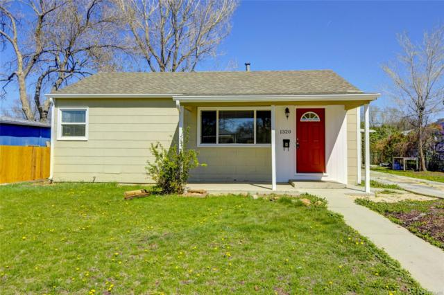 1320 S Quitman Street, Denver, CO 80219 (#8156974) :: The Galo Garrido Group