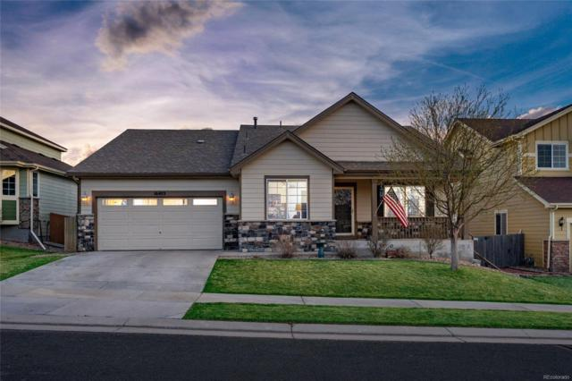 16402 E 107th Avenue, Commerce City, CO 80022 (MLS #8157340) :: 8z Real Estate