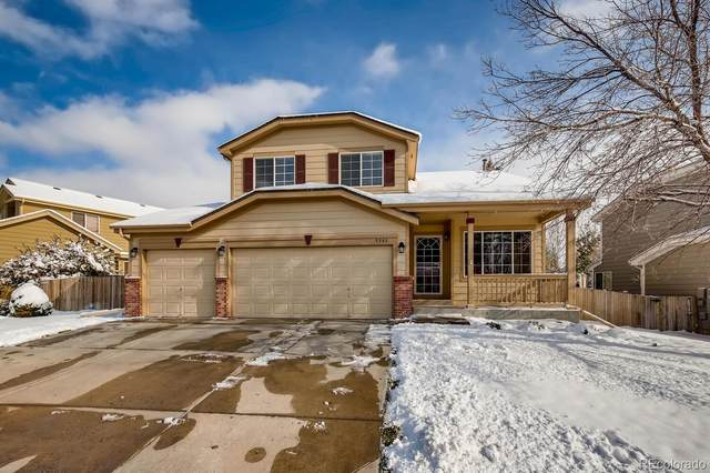 5360 Territorial Street, Parker, CO 80134 (#8157367) :: The Healey Group