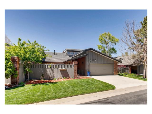 2 Beacon Hill Lane, Greenwood Village, CO 80111 (MLS #8157458) :: 8z Real Estate