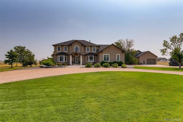 30800 E 146th Avenue, Brighton, CO 80603 (#8157536) :: Bring Home Denver with Keller Williams Downtown Realty LLC