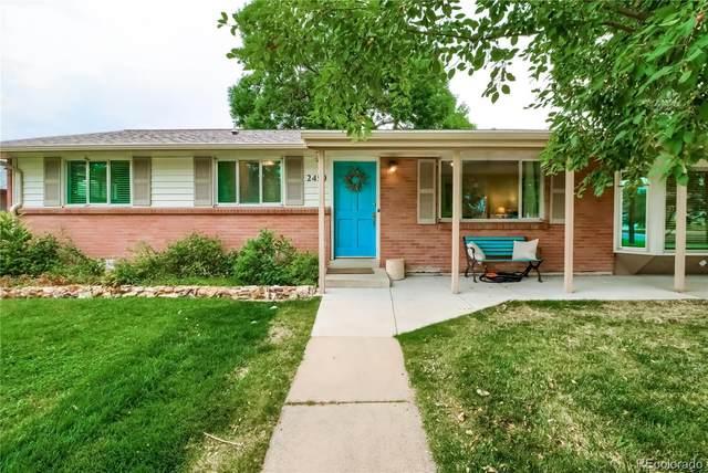 2450 Lee Street, Lakewood, CO 80215 (#8157707) :: Symbio Denver