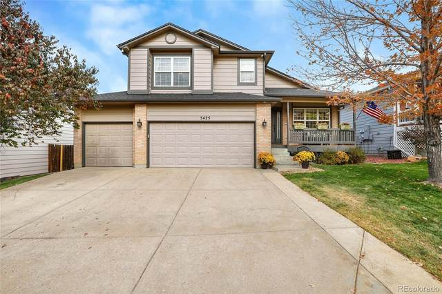 5425 S Valdai Way, Aurora, CO 80015 (#8157751) :: The DeGrood Team
