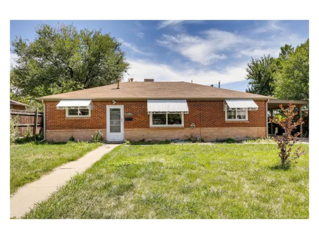 9250 Harris Street, Thornton, CO 80229 (MLS #8157797) :: 8z Real Estate