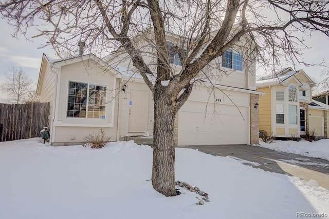 408 Benton Street, Castle Rock, CO 80104 (#8157842) :: HergGroup Denver
