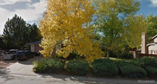 4659 S Quail Street, Littleton, CO 80127 (#8157874) :: The Griffith Home Team