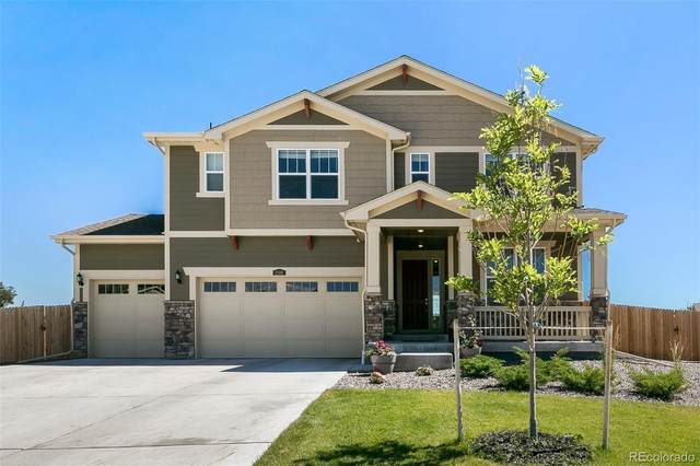 2591 E 163rd Place, Thornton, CO 80602 (#8157934) :: James Crocker Team