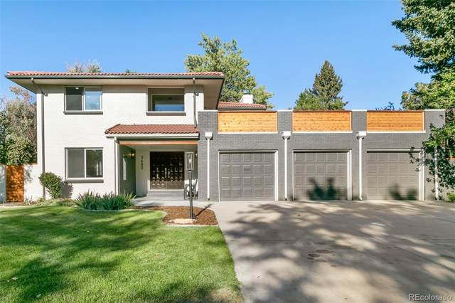 3680 S Hillcrest Drive, Denver, CO 80237 (MLS #8157942) :: Keller Williams Realty