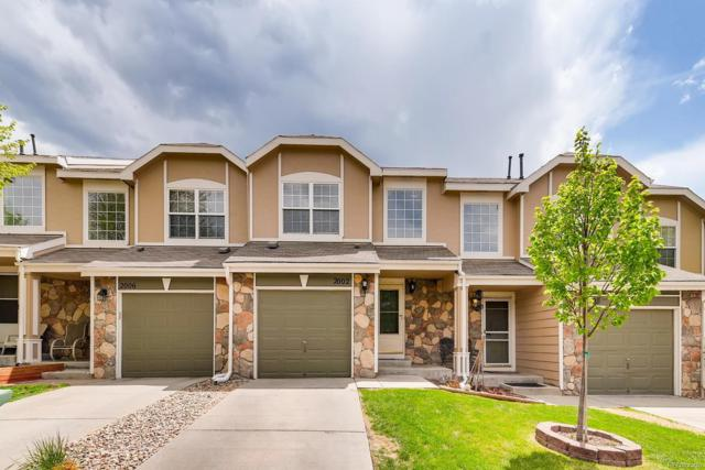 2002 E 102nd Circle, Thornton, CO 80229 (#8157998) :: The Heyl Group at Keller Williams