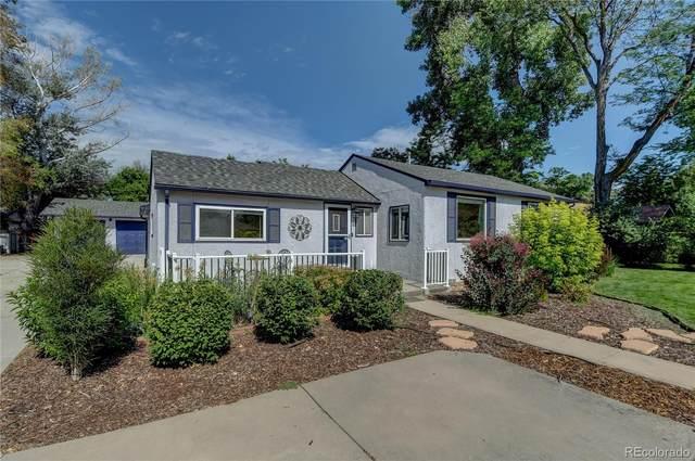 805 Vance Street, Lakewood, CO 80214 (#8158077) :: Wisdom Real Estate
