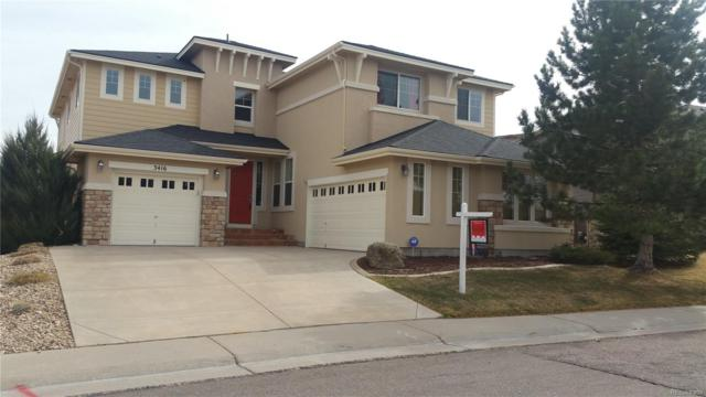 3416 Darlington Circle, Highlands Ranch, CO 80126 (#8158098) :: The Pete Cook Home Group