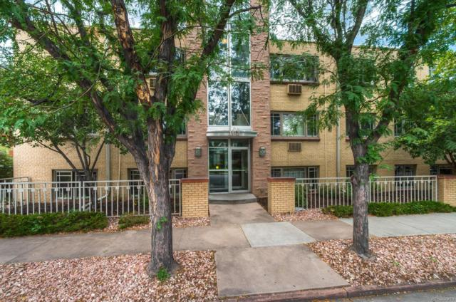 969 S Pearl Street #105, Denver, CO 80209 (MLS #8158191) :: 8z Real Estate