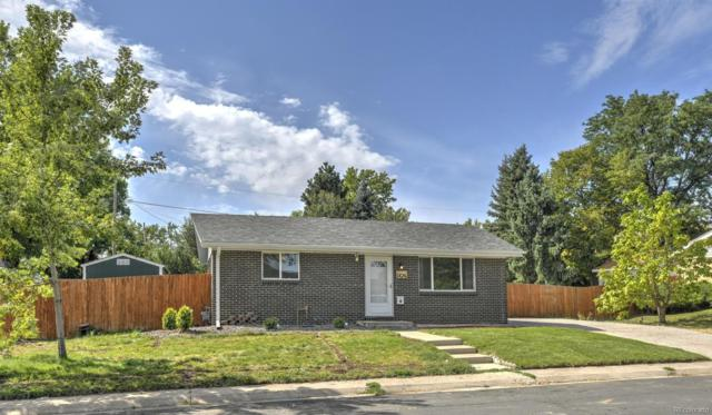 1474 W 103rd Place, Northglenn, CO 80260 (#8158683) :: The DeGrood Team