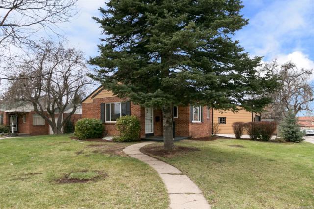 1301 S Garfield Street, Denver, CO 80210 (#8158749) :: Wisdom Real Estate