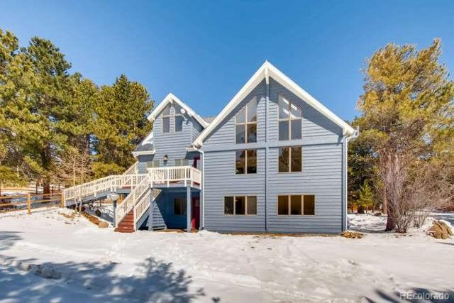 162 Ranch Road, Ward, CO 80481 (#8159068) :: Bring Home Denver with Keller Williams Downtown Realty LLC