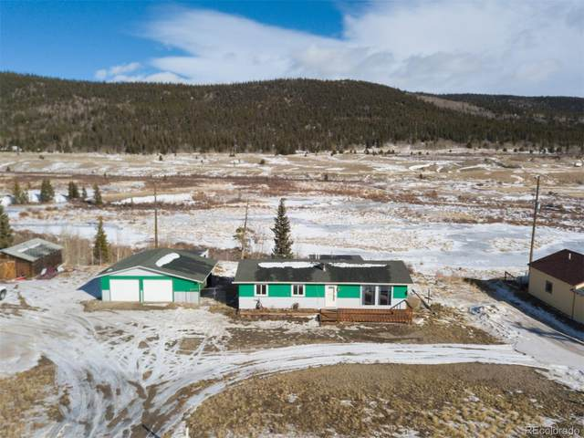 324 Main Street, Alma, CO 80420 (MLS #8159077) :: 8z Real Estate