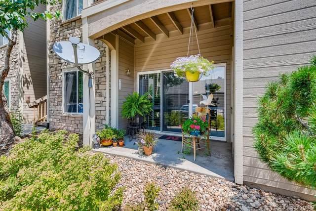 7415 S Alkire Street #105, Littleton, CO 80127 (#8159195) :: Venterra Real Estate LLC