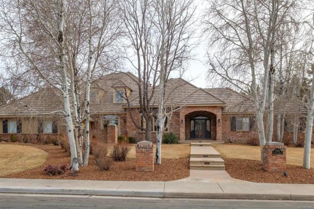 5350 Preserve Drive, Greenwood Village, CO 80121 (#8159220) :: ParkSide Realty & Management