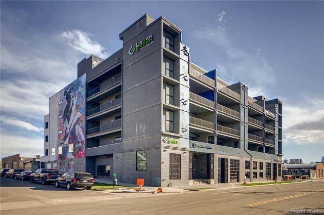 3198 Blake Street #405, Denver, CO 80205 (#8159420) :: Bring Home Denver with Keller Williams Downtown Realty LLC