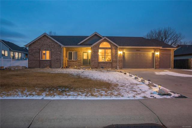1202 N 3rd, Johnstown, CO 80534 (#8159485) :: The Griffith Home Team