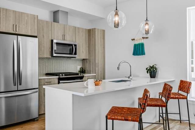 900 W 40th Avenue, Denver, CO 80211 (MLS #8159873) :: 8z Real Estate