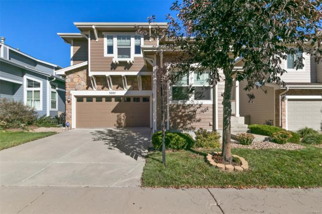 3207 Green Haven Circle, Highlands Ranch, CO 80126 (#8160070) :: The Galo Garrido Group