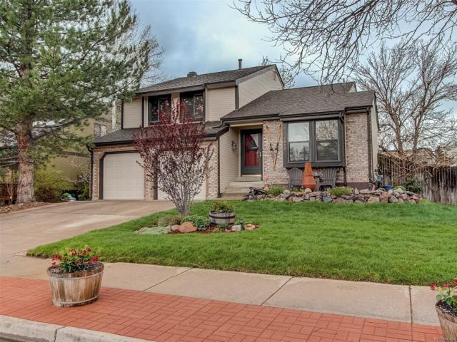 4935 S Fairplay Street, Aurora, CO 80015 (#8160209) :: House Hunters Colorado