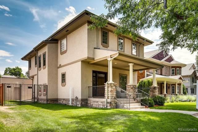 1326 S Elizabeth Street, Denver, CO 80210 (#8160252) :: Mile High Luxury Real Estate