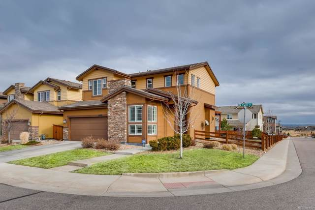 10976 Pastel Point, Parker, CO 80134 (MLS #8160274) :: Bliss Realty Group
