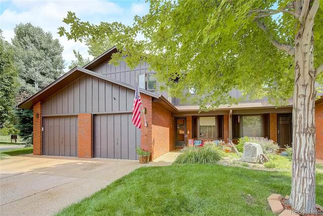 2840 W 21st Street #29, Greeley, CO 80634 (MLS #8160296) :: Bliss Realty Group