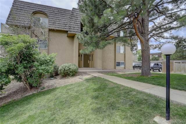 7455 E Quincy Avenue #101, Denver, CO 80237 (#8160380) :: HergGroup Denver