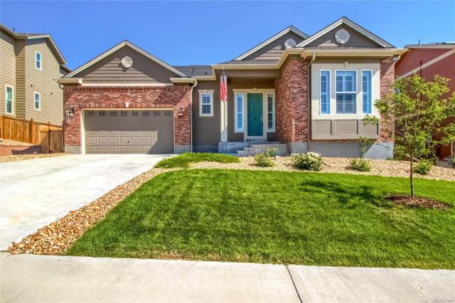 3871 Spanish Oaks Trail, Castle Rock, CO 80108 (#8160796) :: The Healey Group