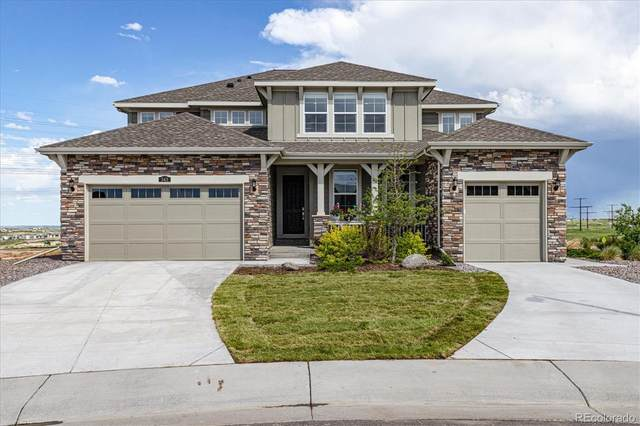 343 Flagstick Point, Castle Pines, CO 80108 (MLS #8161386) :: Clare Day with Keller Williams Advantage Realty LLC
