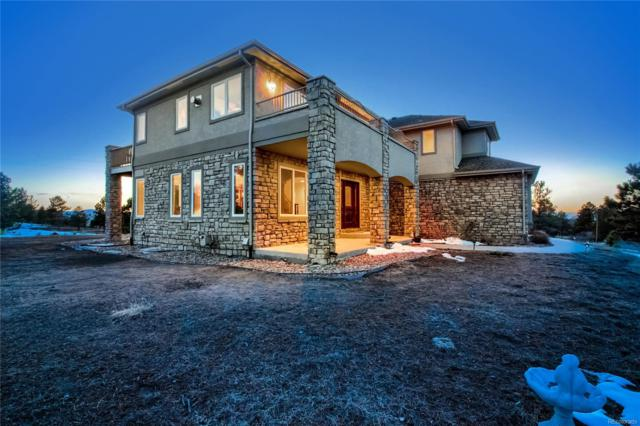 6939 Village Road, Parker, CO 80134 (#8162074) :: The Heyl Group at Keller Williams