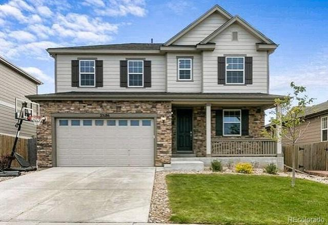 25186 E Lake Drive, Aurora, CO 80016 (#8162118) :: The Tamborra Team