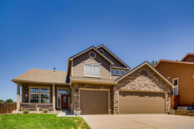 7839 Rampart Way, Littleton, CO 80125 (#8162170) :: Peak Properties Group