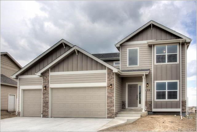 310 Ptarmigan Street, Severance, CO 80550 (#8162221) :: Mile High Luxury Real Estate