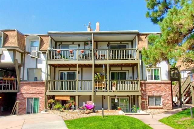 2700 S Holly Street #301, Denver, CO 80222 (MLS #8162227) :: 8z Real Estate