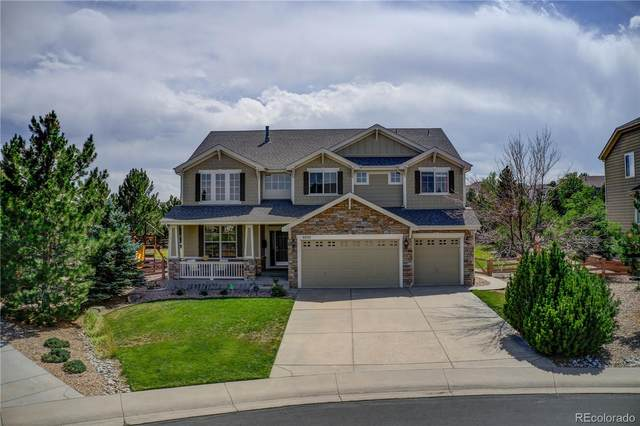6032 Merchant Place, Parker, CO 80134 (#8162737) :: The Margolis Team