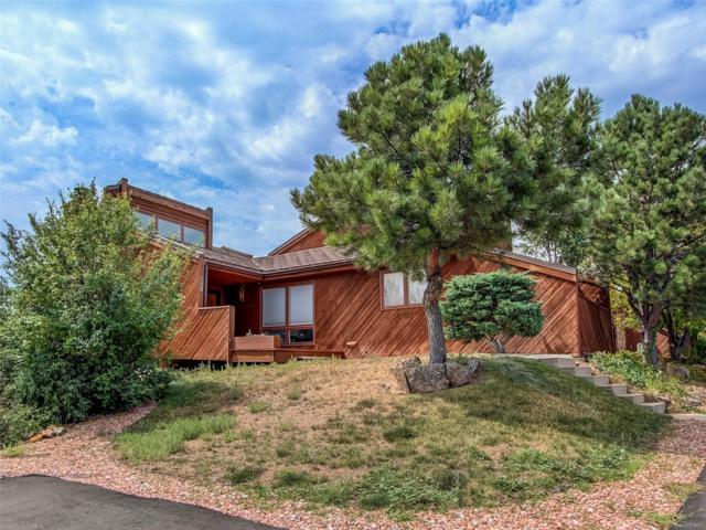 4500 Sentinel Rock, Larkspur, CO 80118 (#8163025) :: The HomeSmiths Team - Keller Williams