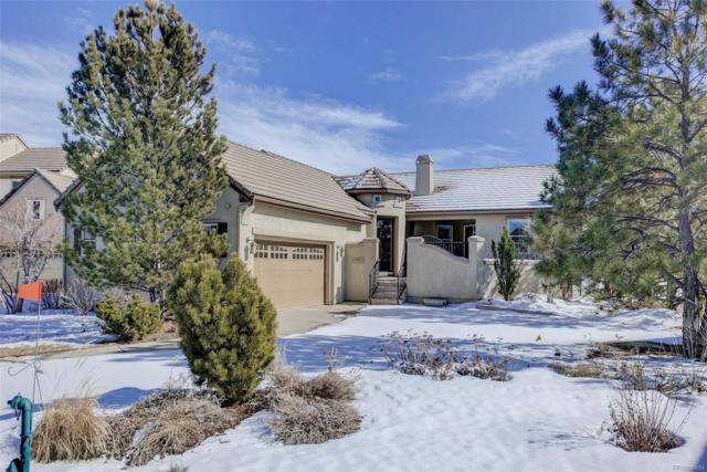 5028 Ballarat Lane, Castle Rock, CO 80108 (#8163098) :: Keller Williams Action Realty LLC