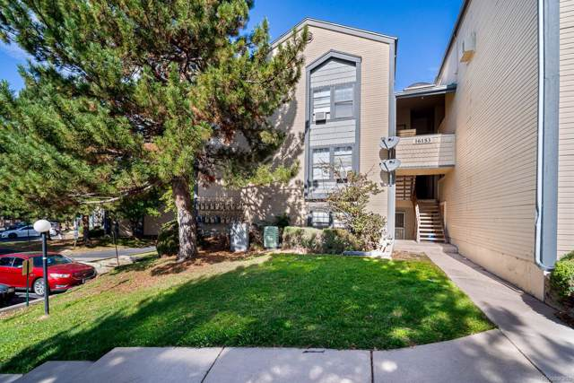 16153 E Alaska Place #8, Aurora, CO 80017 (#8163293) :: Bring Home Denver with Keller Williams Downtown Realty LLC