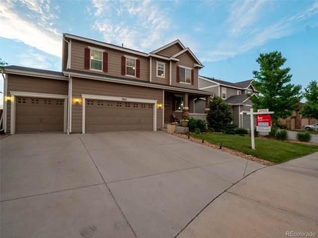 7815 Grady Circle, Castle Rock, CO 80108 (#8163468) :: Kimberly Austin Properties