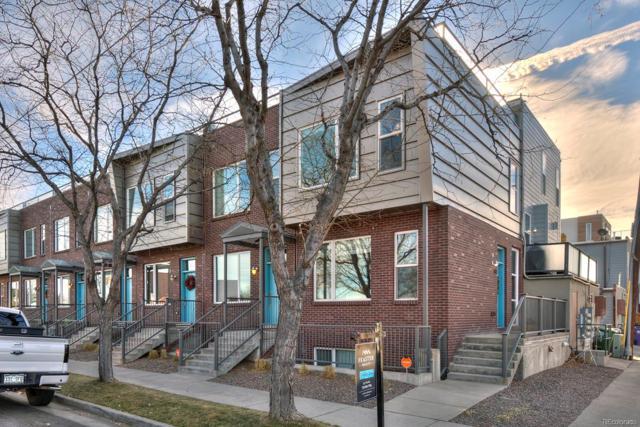 4400 W 46th Avenue #107, Denver, CO 80212 (#8163469) :: HomePopper