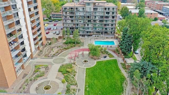 955 Eudora Street #1604, Denver, CO 80220 (#8163653) :: The Griffith Home Team
