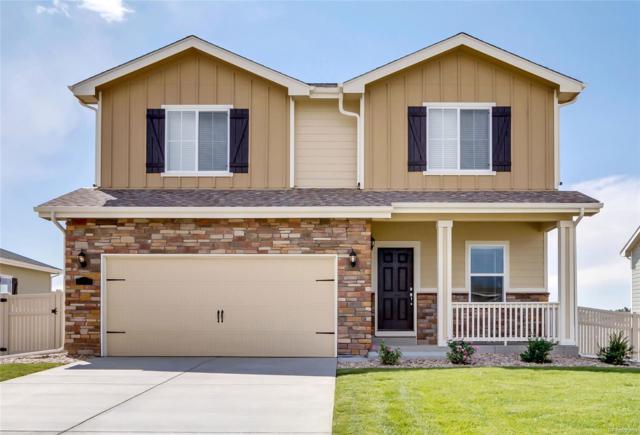4212 E 95th Circle, Thornton, CO 80229 (#8163899) :: The HomeSmiths Team - Keller Williams