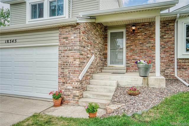 18345 E Crestridge Drive, Centennial, CO 80015 (MLS #8164166) :: 8z Real Estate
