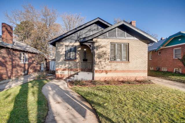 1438 Cherry Street, Denver, CO 80220 (#8164260) :: The DeGrood Team